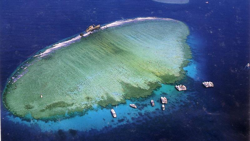 tiran-islands