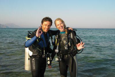 diving dahab