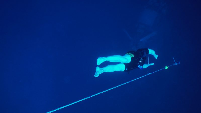freediving training in dahab