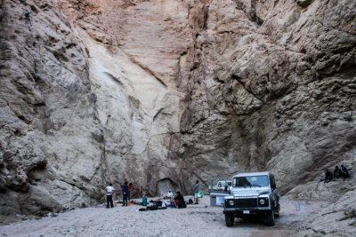 Rock Climbing in Dahab