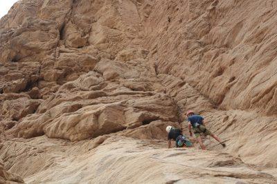 multi-pitch-climbing-dahab-waterfall