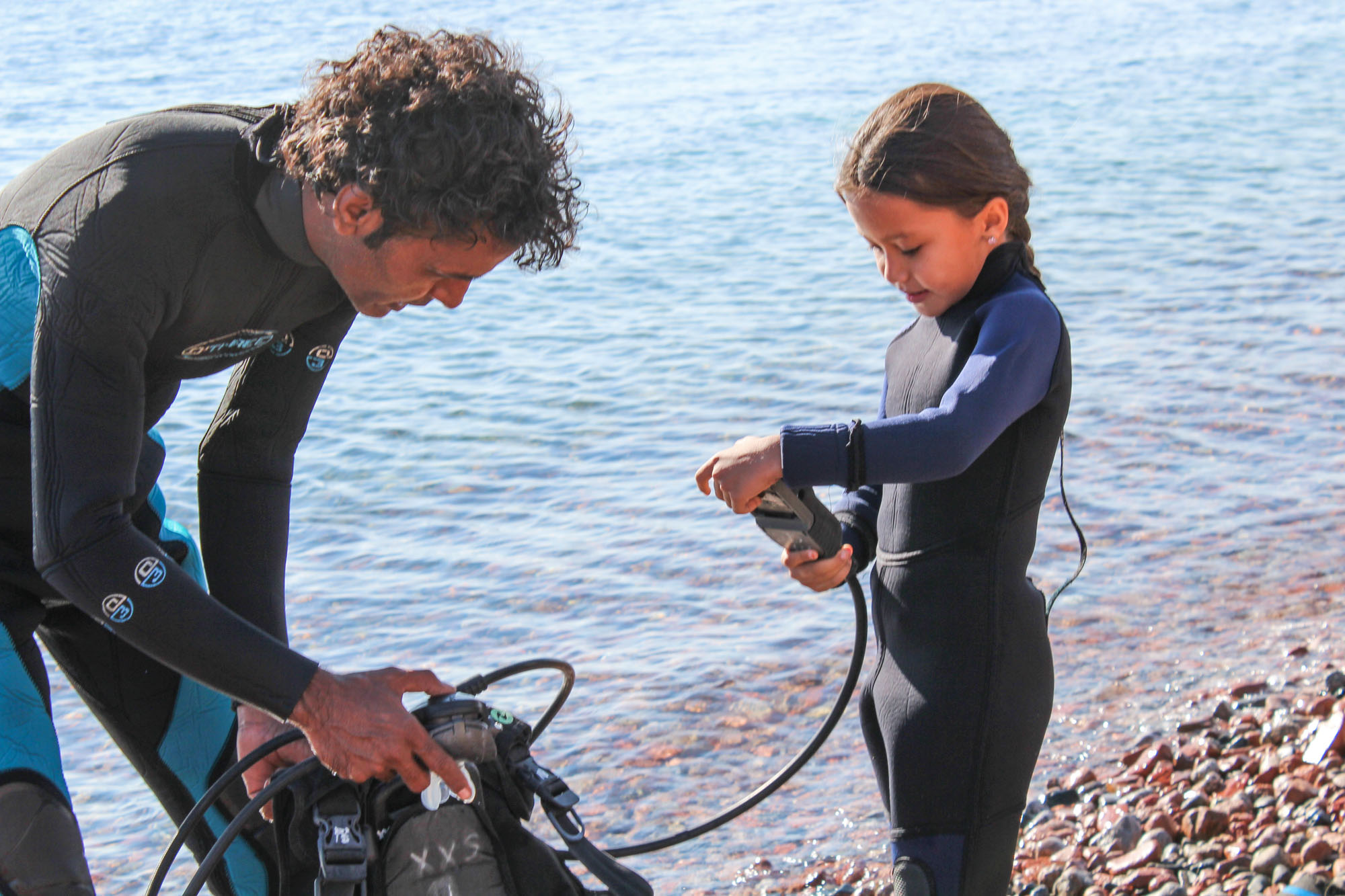 scuba diving for kids dahab