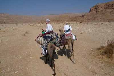 overnight-desert-trek-by-camel